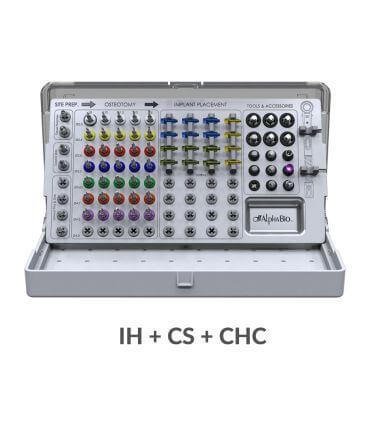 Trousse de Chirurgie Guidée Complète - IH - CS - CHC