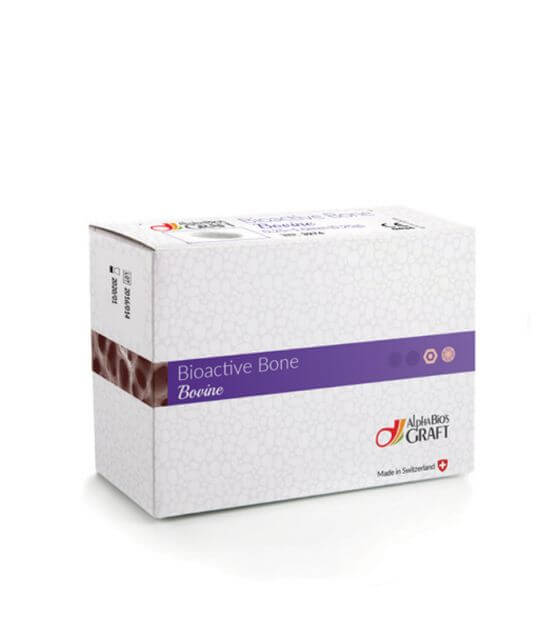 Os bioactif Alpha-Bio Graft (0.25-1.0 mm) 0.25g