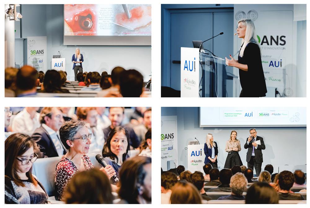 conférence Dr Ioana Datcu - AUI - AlphaBio France