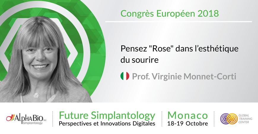 Conférence Prof Virginie Monnet-Corti