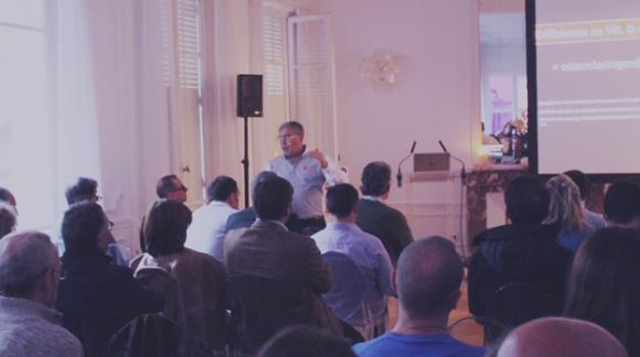Conférence Dr Choukroun « Le stress oxydatif : les impacts en implantologie »